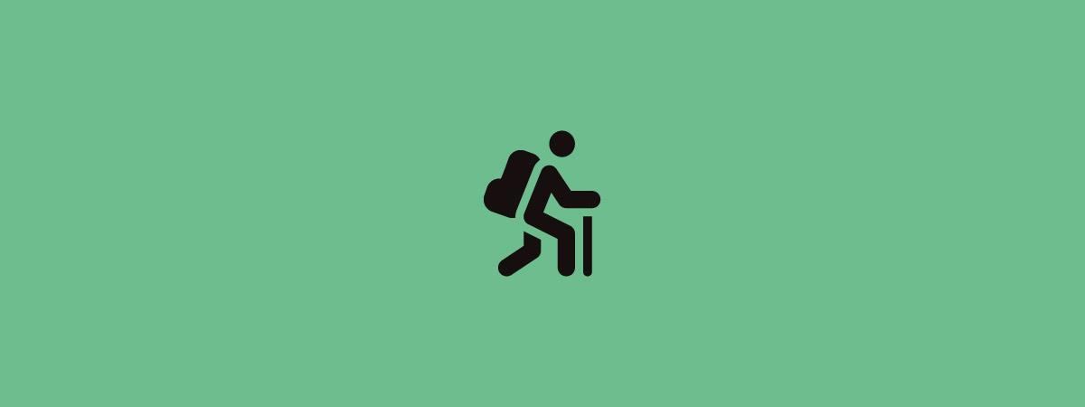 pictogramme tourisme